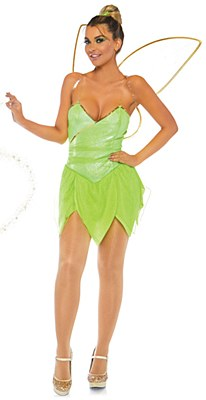 Pretty Pixie Adult Costume