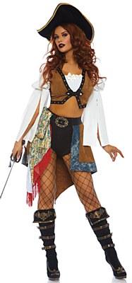 Swashbuckling Siren Adult Costume