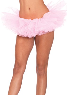 Organza Light Pink Tutu Skirt