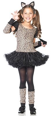 Little Leopard Child Costume