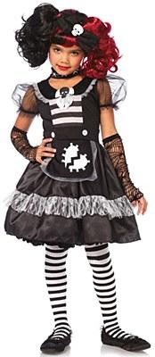 Rebel Rag Doll Child Costume
