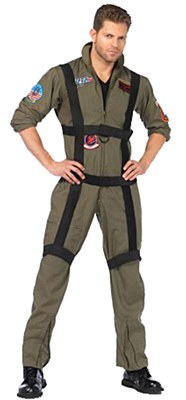 Top Gun Paratrooper Adult Costume