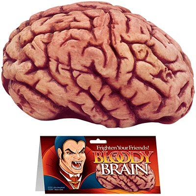 Bloody Rubber Brain