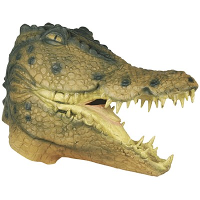 Alligator / Crocodile Deluxe Mask