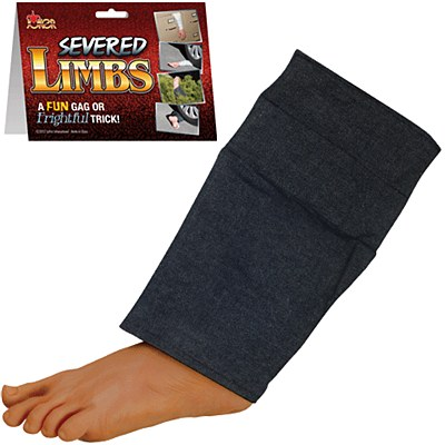 Severed Limb Foot