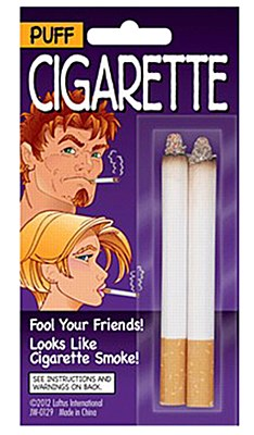 Puff Fake Cigarettes