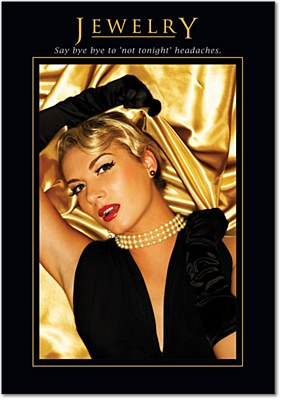 Anniversary - Jewelry Greeting Card