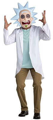 'Rick and Morty' Rick Tween Costume