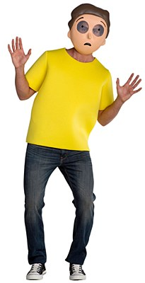 'Rick and Morty' - Morty Tween Costume
