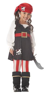 Precious Lil' Pirate Toddler Child Costume