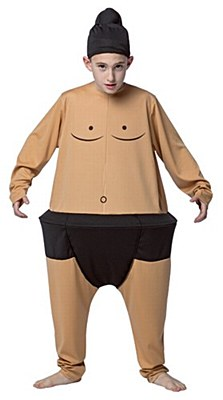 Sumo Hoopster Child Costume