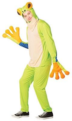 Tree Frog Adult Costume