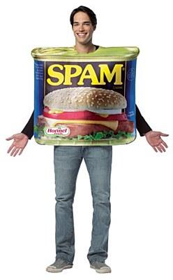 Spam Adult Costume