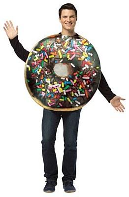 Doughnut Adult Costume
