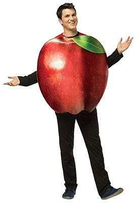 Apple Adult Costume
