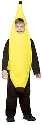 Banana Child Costume