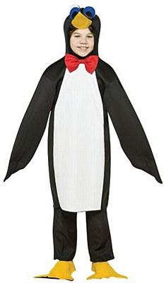 Penguin Child Costume