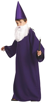 Wizard Classic Child Costume