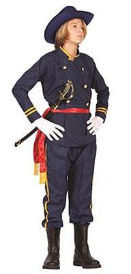 Union Officer Teen Costume