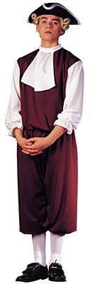 Colonial Boy Teen Costume