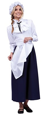 Kate The Pilgrim / Colonial Lady Adult Costume