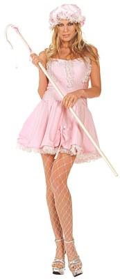 Miss Lil' Bo Peep Adult Costume