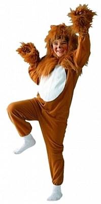Classic Lion Child Costume