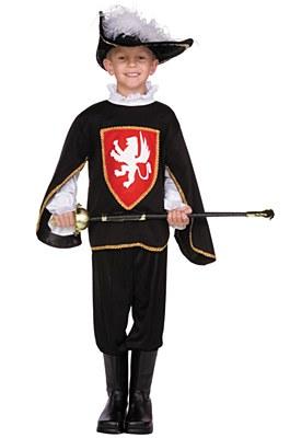 Musketeer Child Costume