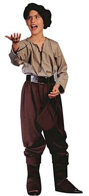Renaissance Peasant Boy Child Costume