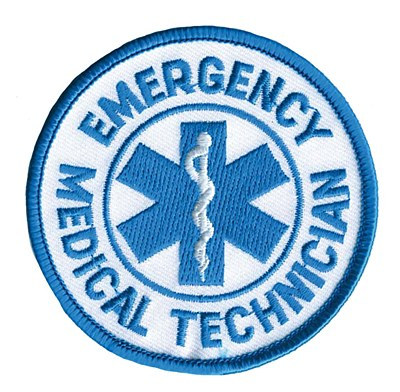 Emergency Medical Tech Patch