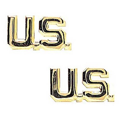 U.S. Collar Pins