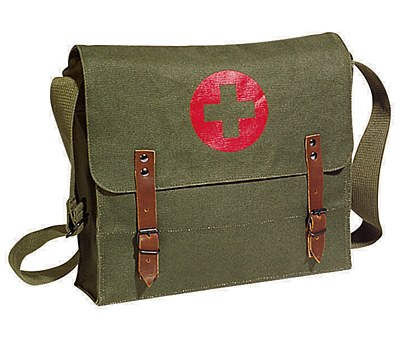 First Aid Military Medical Bag