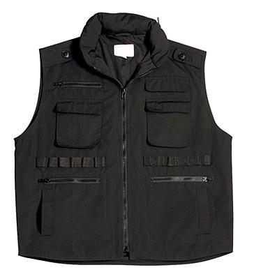 Ranger Black Child Vest
