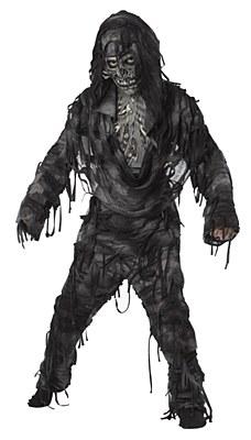 Rotten To The Core Zombie Child Costume