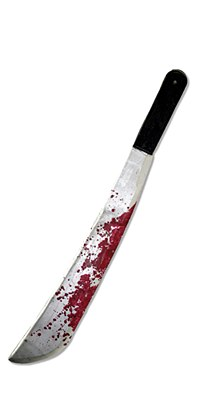 Friday The 13th Jason Bloody Machete