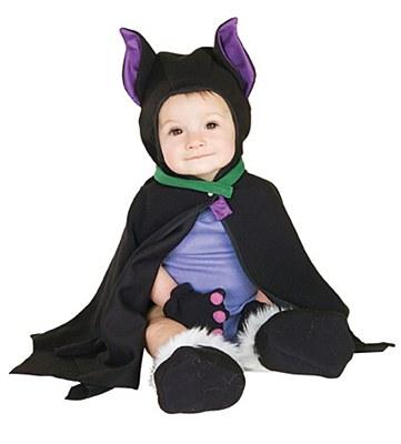 Lil' Bat Newborn / Infant Costume