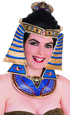 Cleopatra Headpiece And Collar Kit