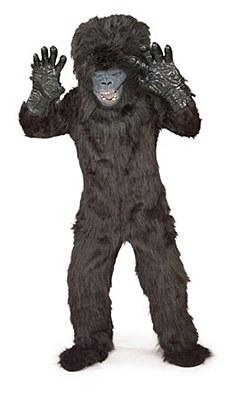 Gorilla Deluxe Child Costume