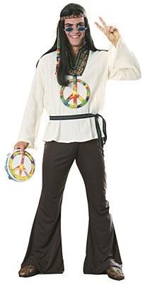Groovin Man Adult Costume