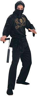 Ninja Cobra Adult Costume