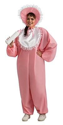 Baby Girl Adult Plus Costume