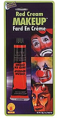 Red Cream Tube Makeup