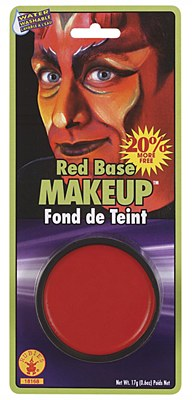 Red Grease Makeup
