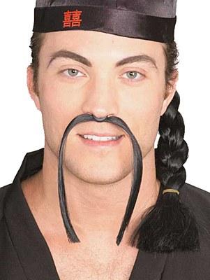 Mandarin Moustache