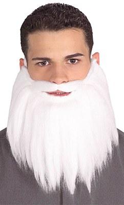 """Economy 8"""" Full White Beard"""