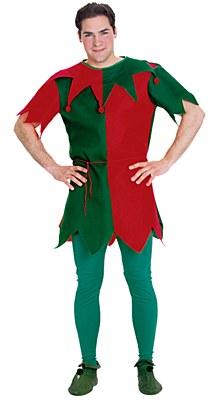 Elf Tunic Unisex Adult Costume