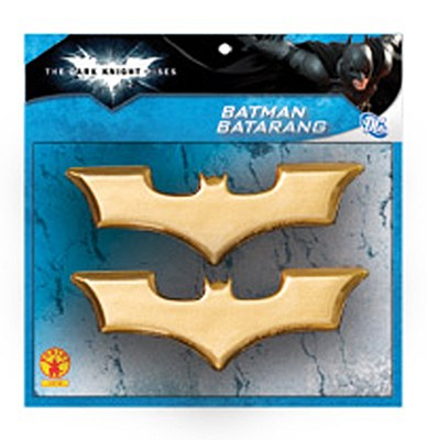 Batman Dark Knight Batarangs