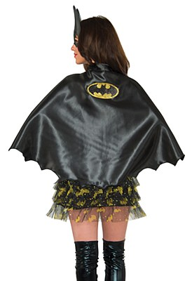 Batgirl Super Hero Cape