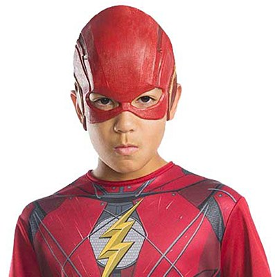 Flash Justice League Child Mask