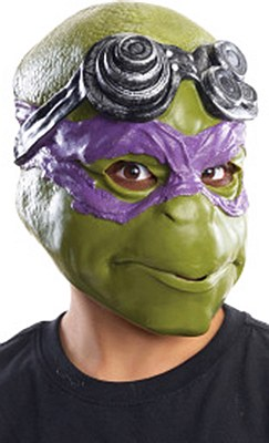 TMNT Donatello Movie Adult 3/4 Mask